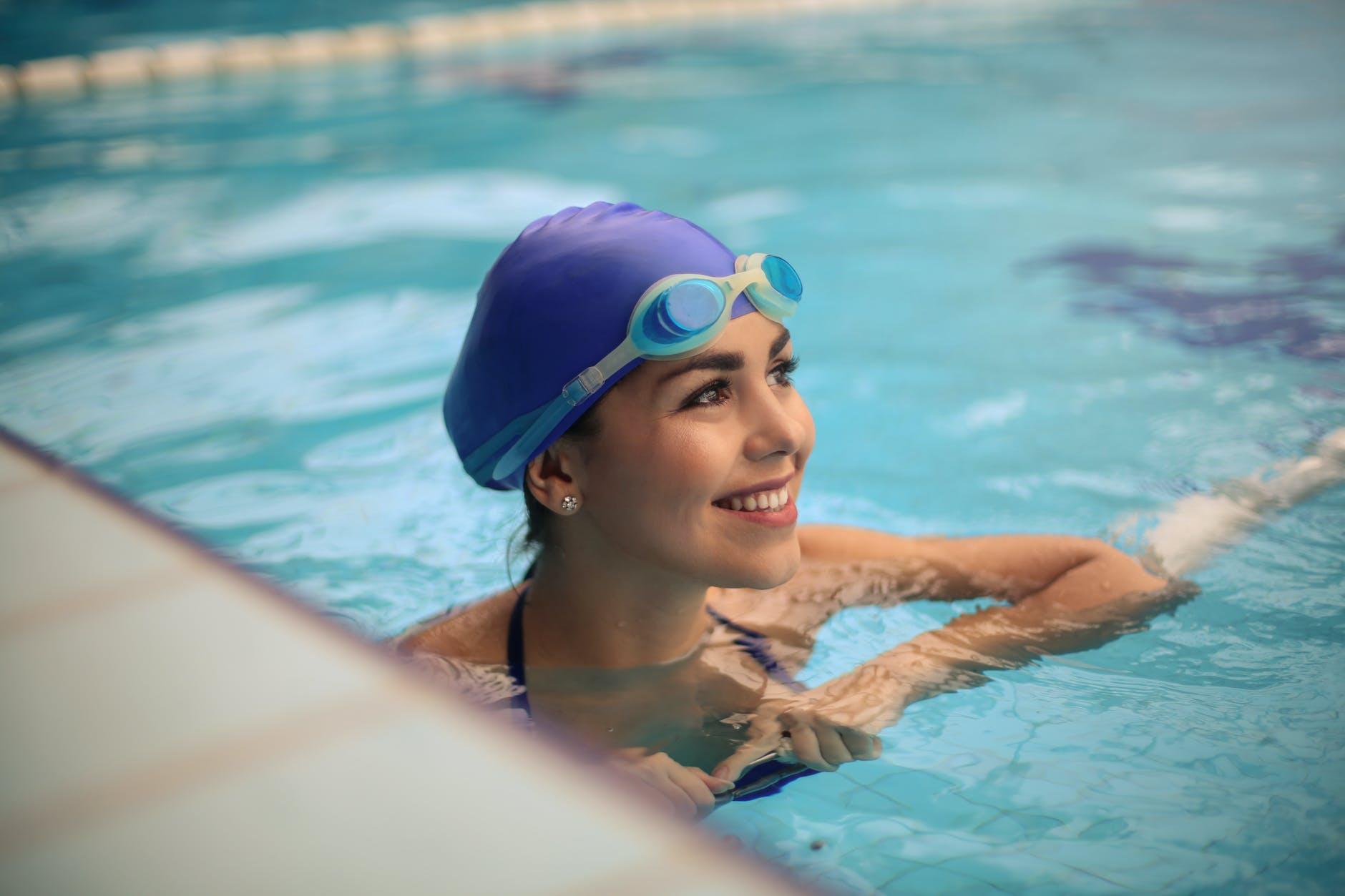 Plivanje i zaštita vida